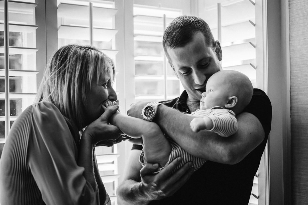 hertford baby photographer captures moments with new parents