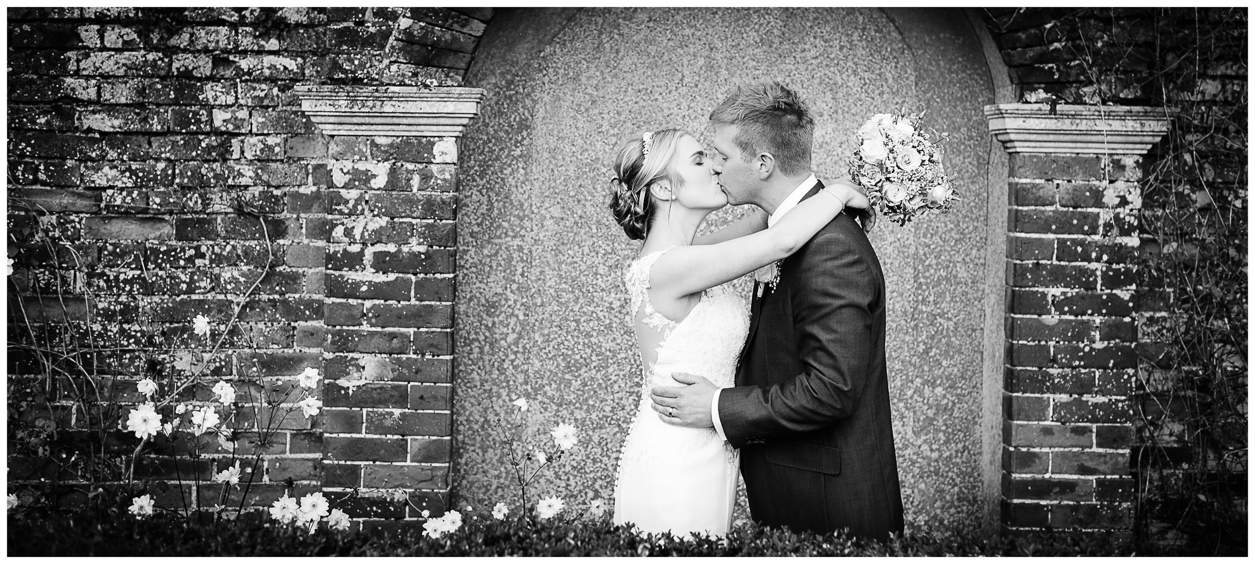 Quentin Hall wedding