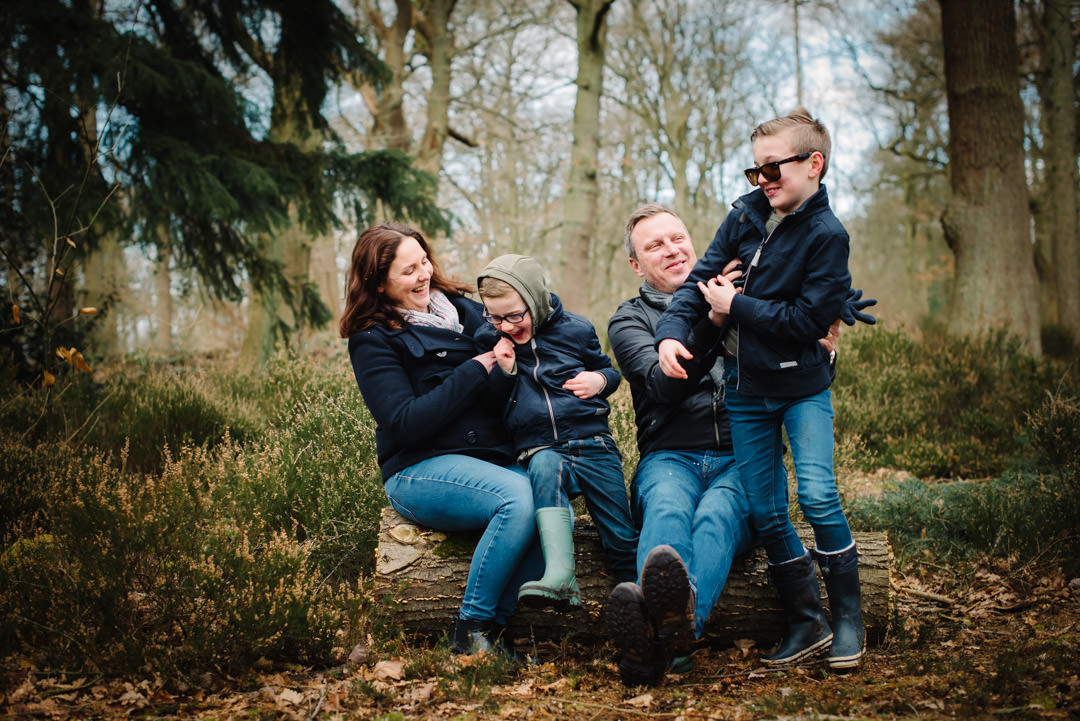 Family Lifestyle Photography Welwyn Garden City Family Photographer