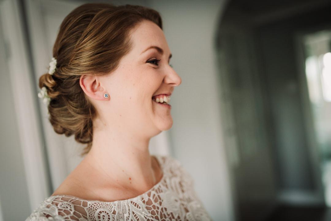 bride portrait harpenden wedding photographer