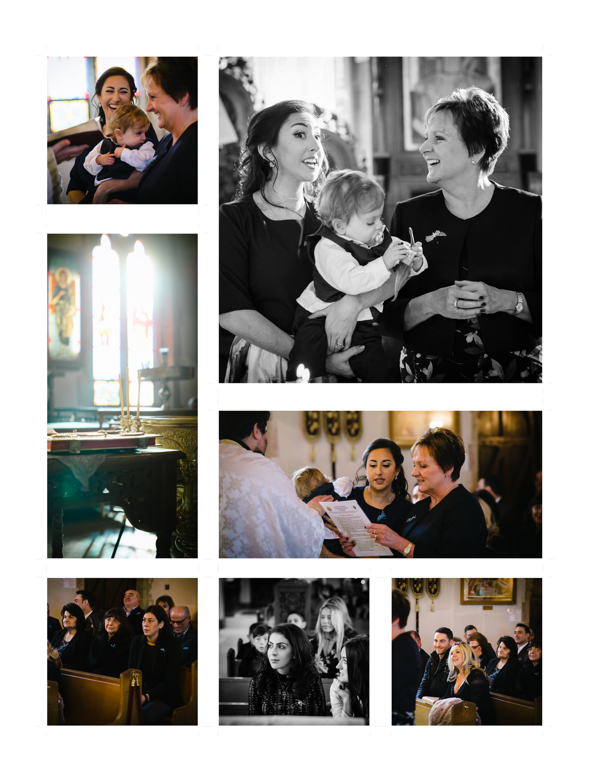 greek christening photographer herts