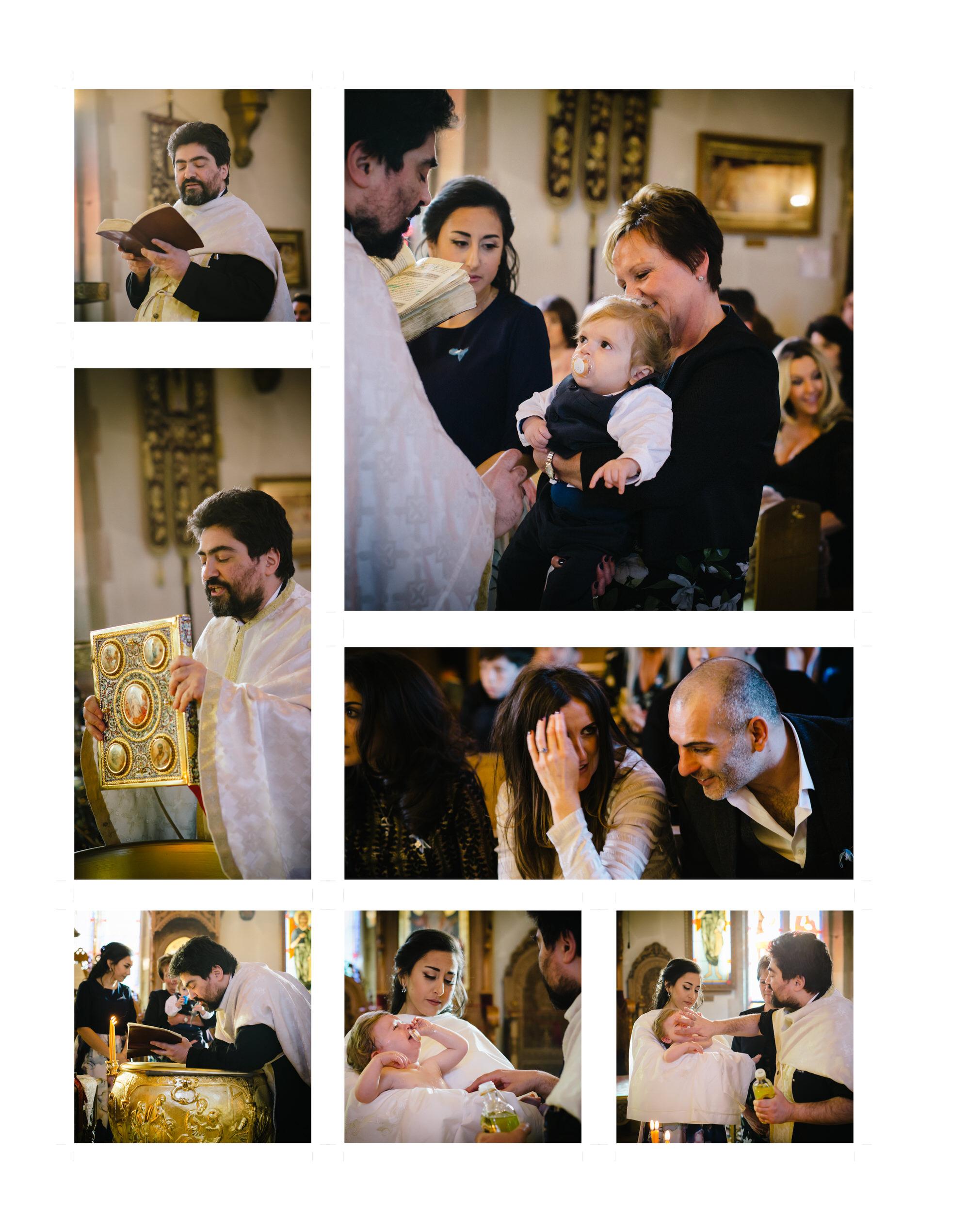 herts greek christening photographer