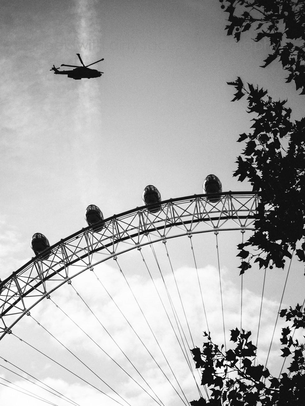 snap shots of london
