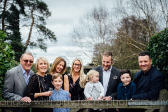 hertfordshire family photographer cherry 70th birthday