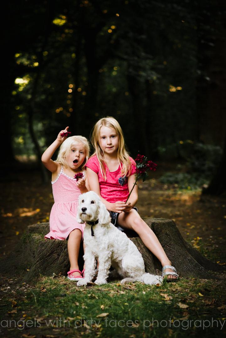 hertfordshire family and dog photographer