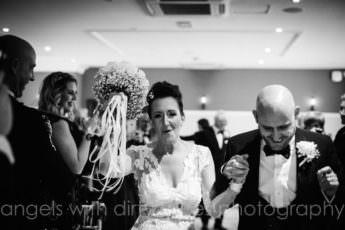 Needham House Wedding Tracey and Mark